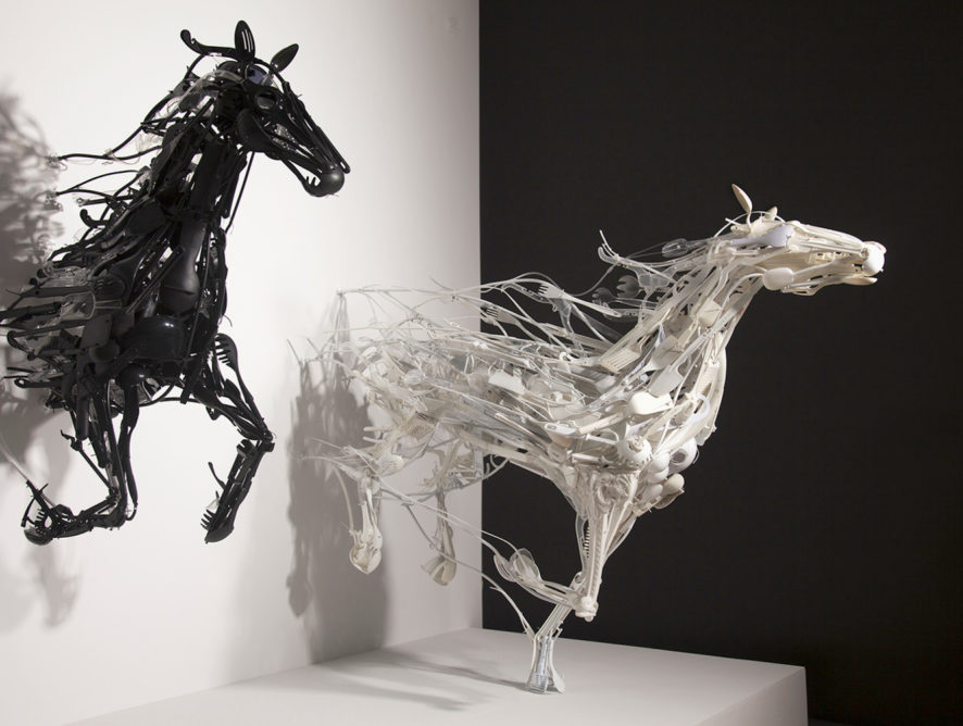 Sayaka Ganz: US-based, Japanese-born sculptor